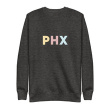 Load image into Gallery viewer, Phoenix (PHX) Airport Code Crewneck
