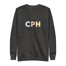 Load image into Gallery viewer, Copenhagen (CPH) Airport Code Crewneck