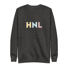Load image into Gallery viewer, Honolulu (HNL) Airport Code Crewneck