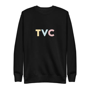 Traverse City (TVC) Airport Code Crewneck