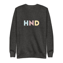 Load image into Gallery viewer, Tokyo (HND) Airport Code Crewneck