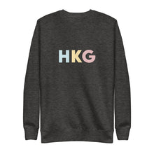Load image into Gallery viewer, Hong Kong (HKG) Airport Code Crewneck