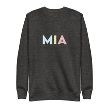 Load image into Gallery viewer, Miami (MIA) Airport Code Crewneck