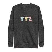 Load image into Gallery viewer, Toronto (YYZ) Airport Code Crewneck