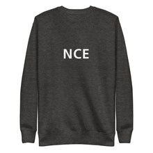 Load image into Gallery viewer, Nice (NCE) Airport Code Crewneck - Frutiger
