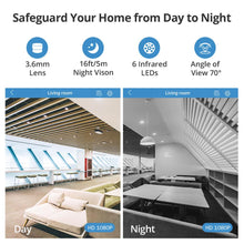 Load image into Gallery viewer, Home Security IP 1080P Surveillance Camera with Night Vision - Bang4MyBuck