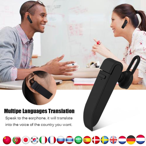 Multi-Language Instant Voice Translator with Wireless Bluetooth - Bang4MyBuck