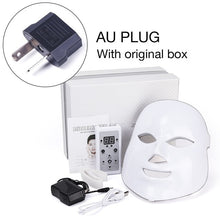 Load image into Gallery viewer, Facial LED Beauty Mask Wrinkle Removal Electric Device - Bang4MyBuck
