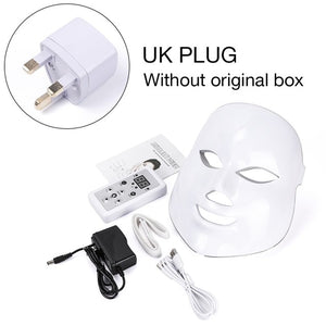 Facial LED Beauty Mask Wrinkle Removal Electric Device - Bang4MyBuck