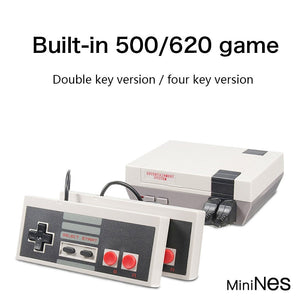 Retro Video Game Console with Built-in 620 Classic Games - Bang4MyBuck