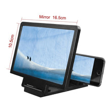Load image into Gallery viewer, Cell Phone Screen Magnifier With Foldable Holder Stand - Bang4MyBuck