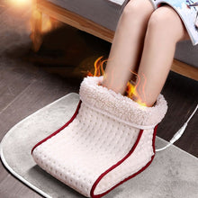 Load image into Gallery viewer, Electric Cosy Foot Warmer/Massager with 5 Modes Heat Settings - Bang4MyBuck