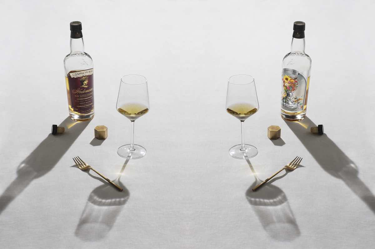 Compass Box independent bottler whisky