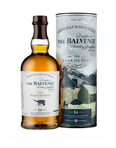 Balvenie 14 Year Old - The Week of Peat whisky