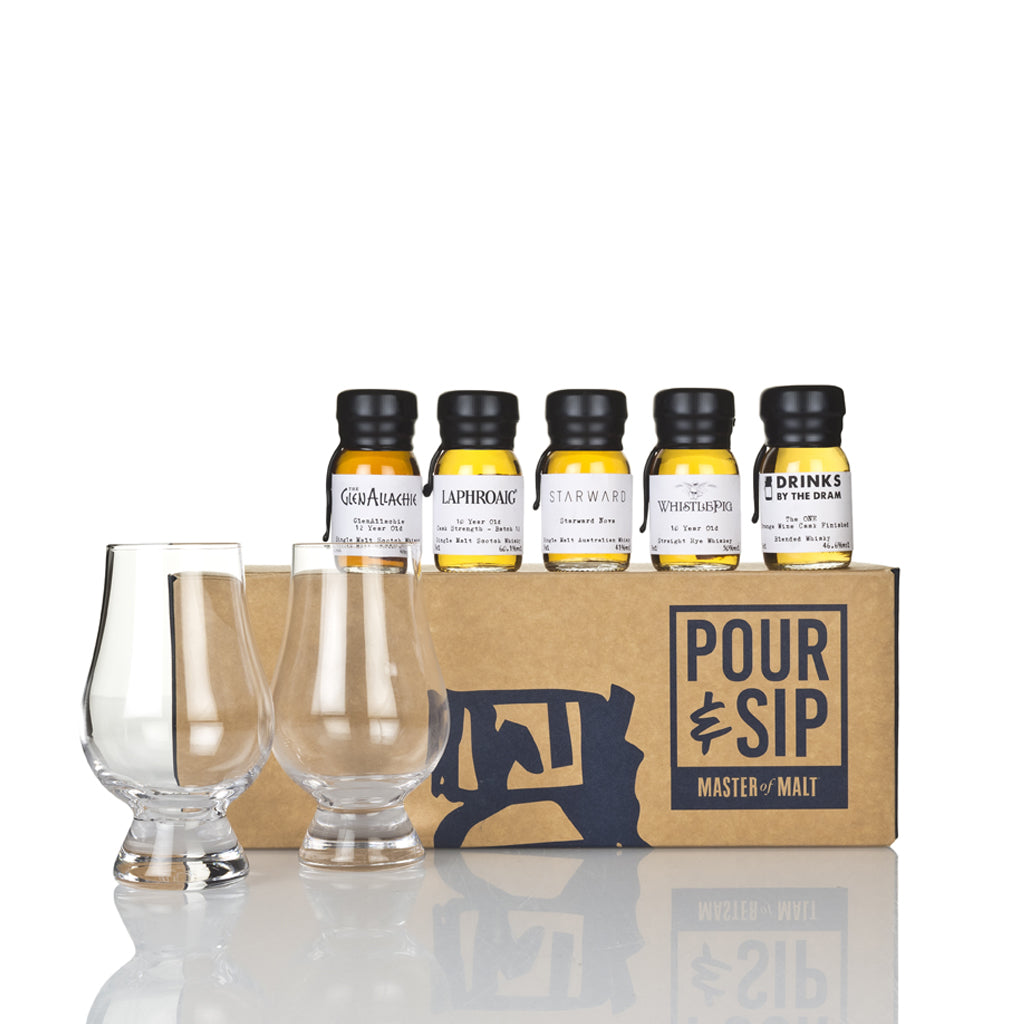 Pour & Sip October 2020 Box