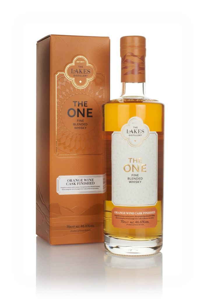The ONE Orange Wine Cask Finished