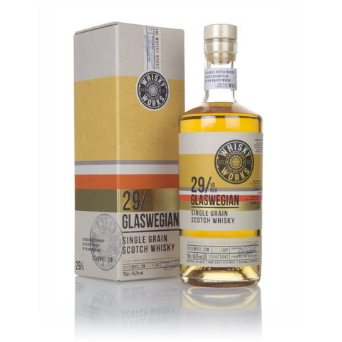 Whisky Works Glaswegian 29 Year Old