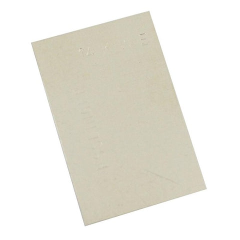 solder - repair solder - solder sheets - white gold solder - white gold solder sheet - 18k white gold solder sheets