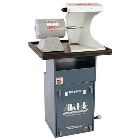 Arbe Single Spindle Sit Down Polishing System
