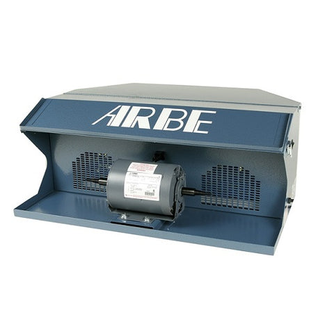 arbe large double spindle polishing machine - DS-204