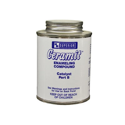 ceramit catalyst - ceramit enameling compound catalyst