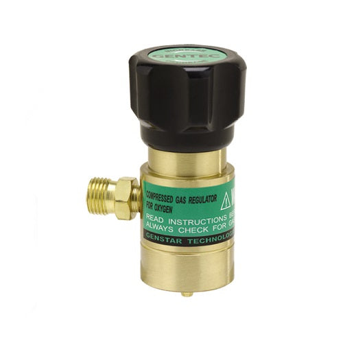 regulator - oxygen - oxygen regulator - disposable oxygen regulator - disposable oxygen tank regulator - disposable regulator - disposable o2 regulator - o2 regulator