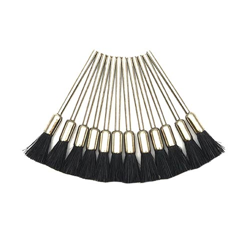 stiff end brushes - jewelry polishing end brushes - jewellery polishing end brushes
