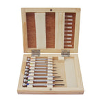 screwdriver set with wood box - screw driver set with wood box - optical screwdriver set with wood box - optical screw driver set with wood box