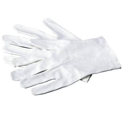uline cotton gloves