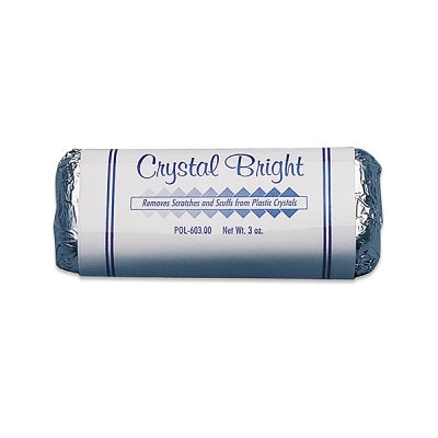 crystal bright jewelry polishing compound - jewellery polishing compound