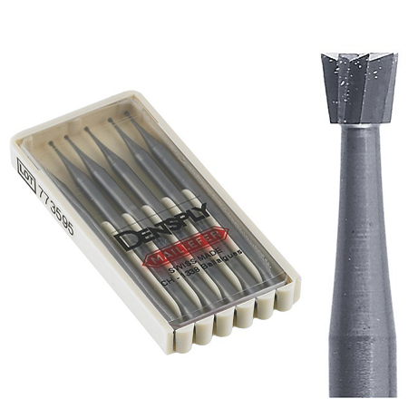 maillefer inverted cone bur - busch bur - inverted cone bur - swiss inverted cone bur - dentsply inverted cone bur - high speed burs - steel burs - tungsten vanadium burs