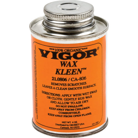 vigor wax kleen - wax kleen - wax clean - vigor wax clean