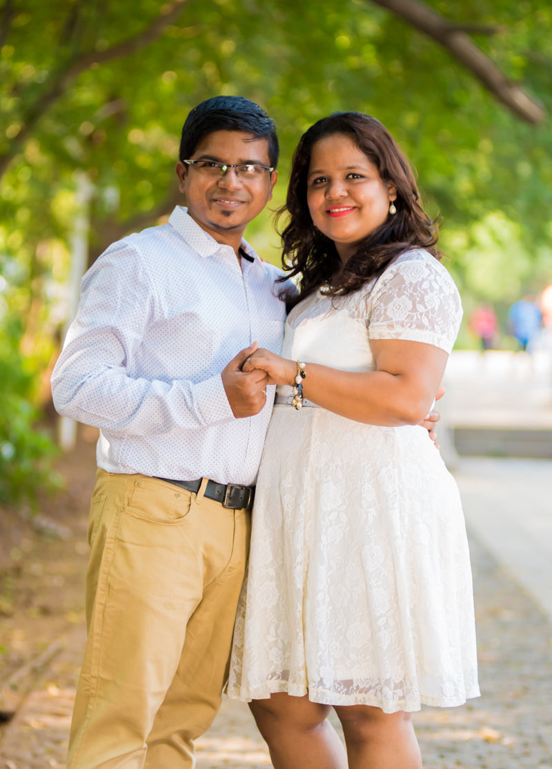 Rahul Kishori Couple Photo
