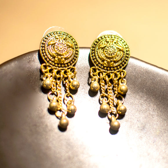 Antique Noor Earrings - SketchedUp20