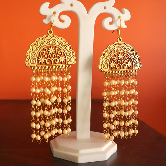 Mumtaz Earrings - SketchedUp20