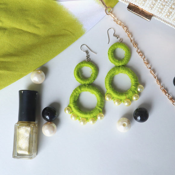 Cringle Ring Earrings - SketchedUp20