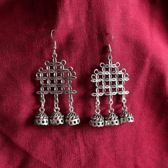 Jharokha Earrings
