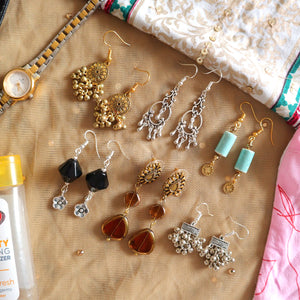 Bundle of Daily Bling- Earrings Bundle