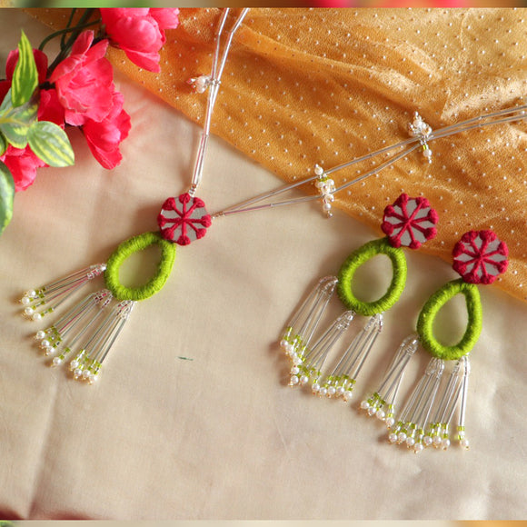 Amaryllis Necklace Set - SketchedUp20