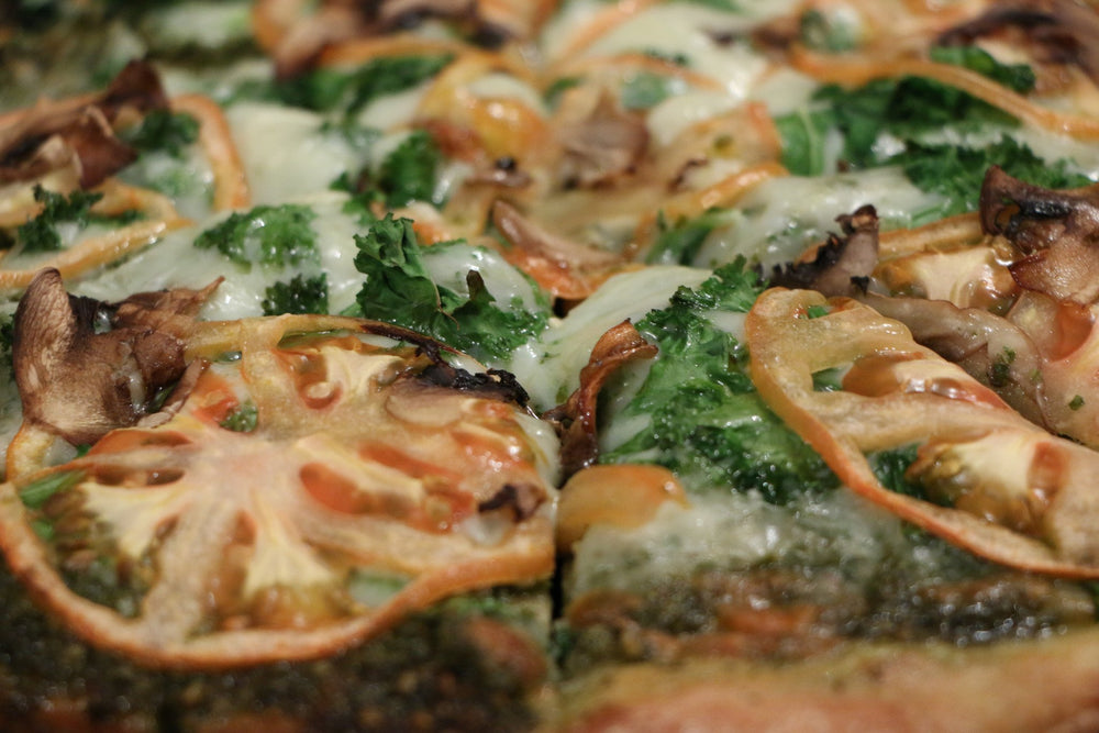 Miracle Tree's Moringa-Kale Pesto Pizza | Miracle Tree