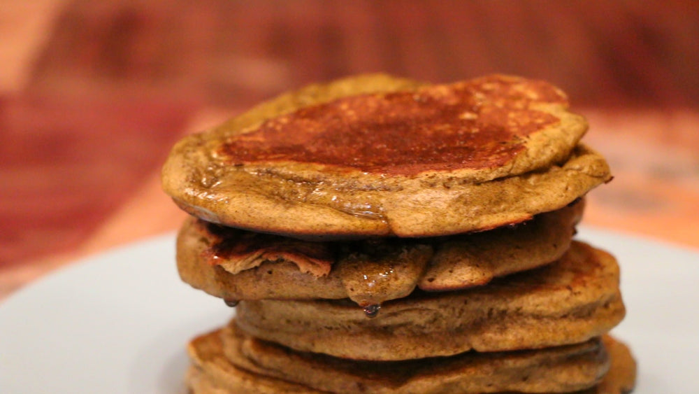 Miracle Tree's Moringa Pancakes | Miracle Tree
