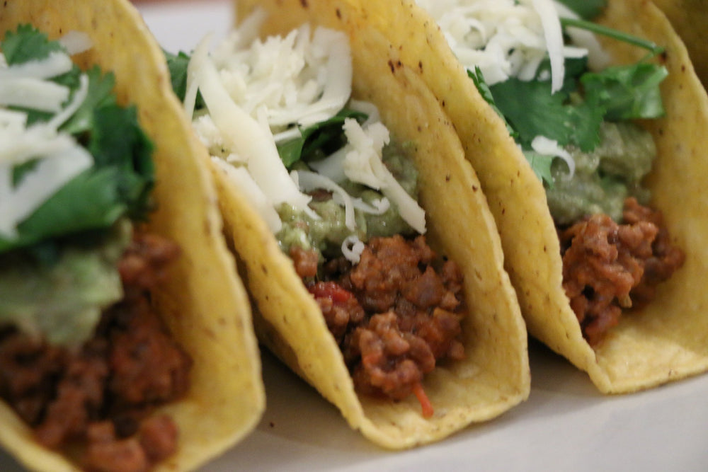 Miracle Tree's Moringuacamole Tacos | Miracle Tree