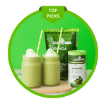 Top Picks - Up your smoothies and recipes with our organic moringa powders