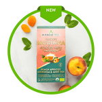 New Launch - Uplift with our newest Moringa Energy Tea - Peach Mint Apricot