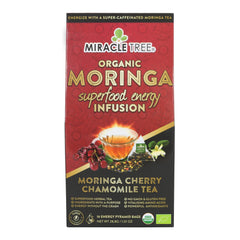 Organic Energy Tea, Cherry - Miracle Tree