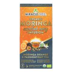 Organic Energy Tea, Orange - Miracle Tree