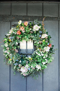 Seasonal flower wreaths - Smith and Lily Floral Design