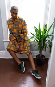 Grand Gedeh- Unisex Dashikis