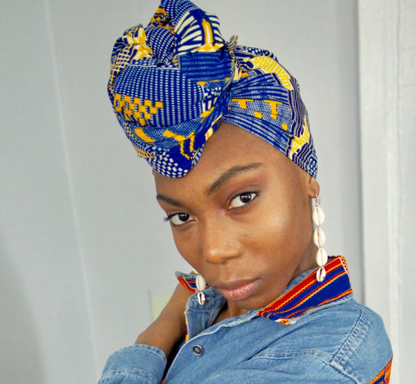Lofa County HeadWrap