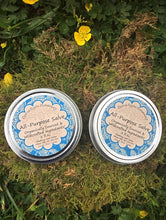 Load image into Gallery viewer, All Purpose Salve ~ for Cuts, Burns, & Stings, Body Butter + Lip Balm Gift for Gardeners and Outdoor Enthusiasts